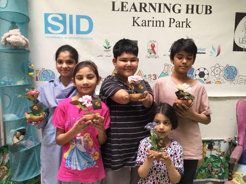Akhuwat Learning  Hubs