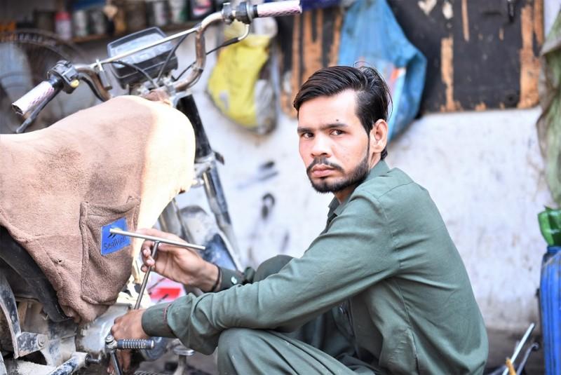 Help Safdar Bring Back What He Lost