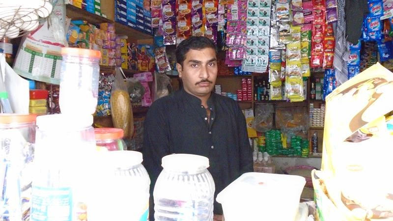Help Baqir to uplift his financial situation