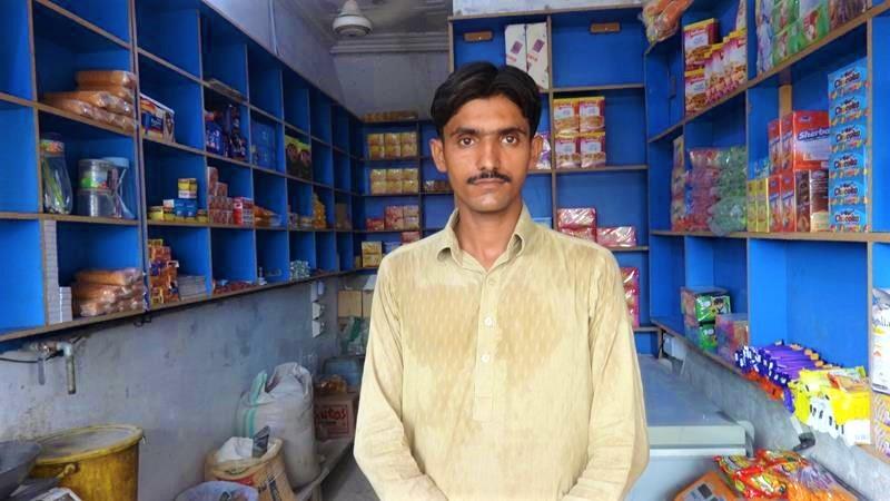 Saleem Needs Help Restocking His Store