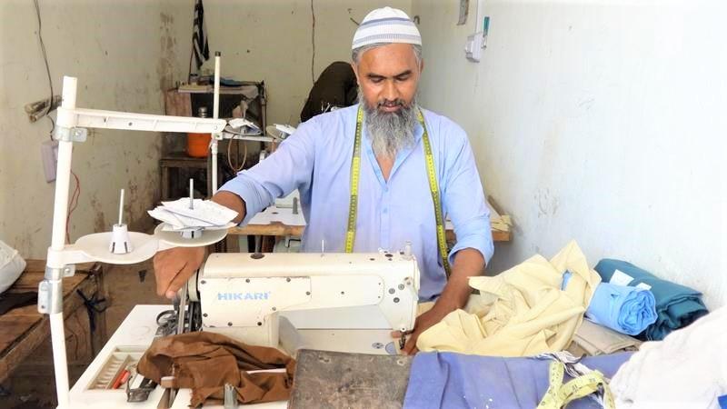 Help Zameeran Upgrade His Business