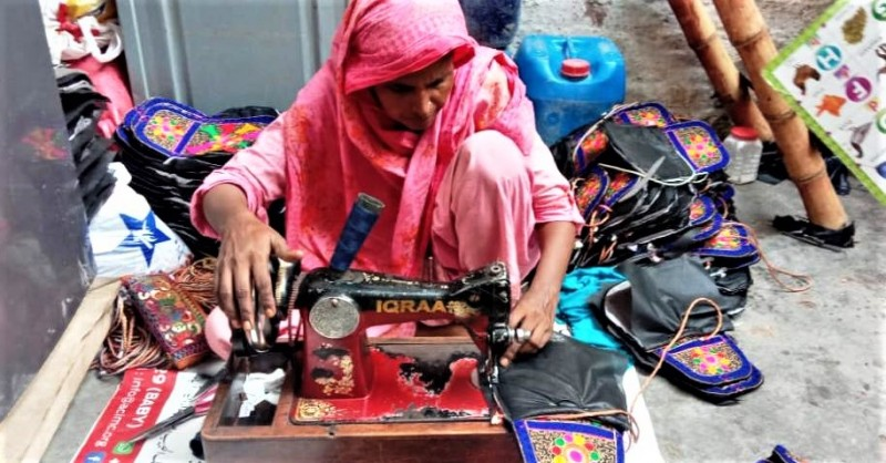 Sakina Wishes to Expand Her Business
