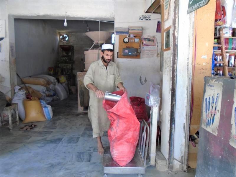 Help Johar Expand His Flour Mill