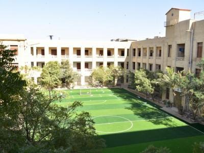 Sponsor a Student  at NJV School Karachi