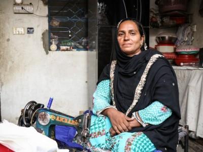 Help Haleema start her embroidery business
