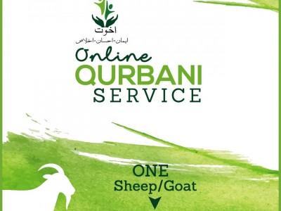 Akhuwat Online Qurbani Service.