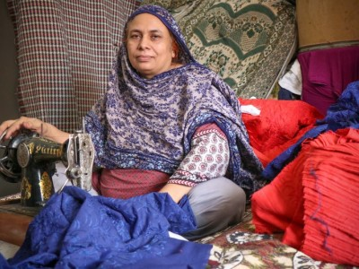 Help Asiya start her own business
