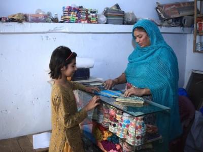 Help Razia stock his shop