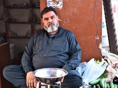 Ahmad Wishes to Fulfill His Family's Needs