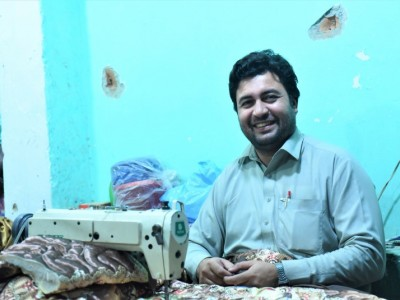 Abdur Rahim Wishes To Get His Own Shop