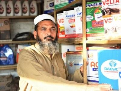Gul Khan Wants to Increase His Earnings