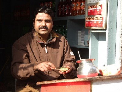 Nadeem Wants to Reopen His Shop
