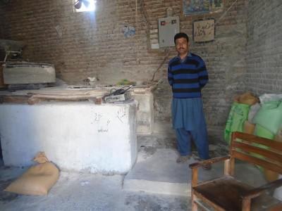 Help Munawar  uplift his financial situation