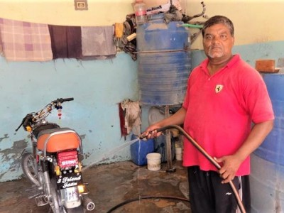 Hameed Wants to Educate His Daughter