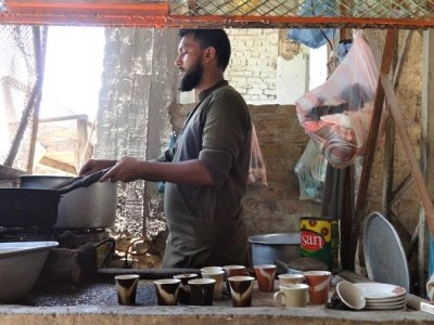 Help Anwar Turn His Dhaaba to a Restaurant