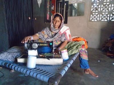 Help Naseema pave a brighter future.